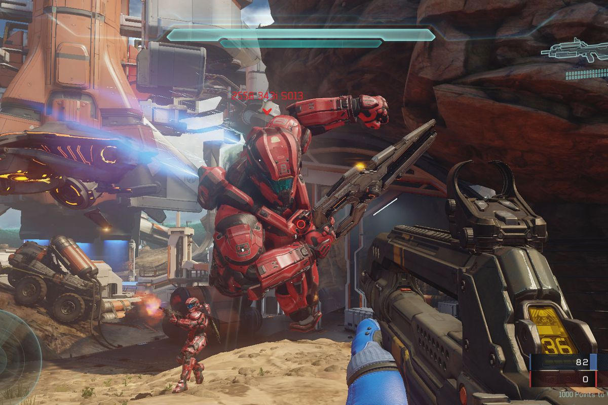 Halo 5's giant multiplayer mode is fun for everyone — even