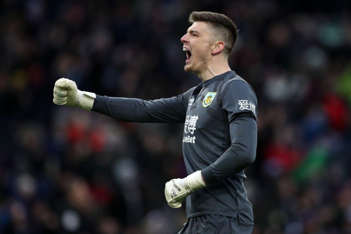 Nick Pope - Burnley FC - Premier League