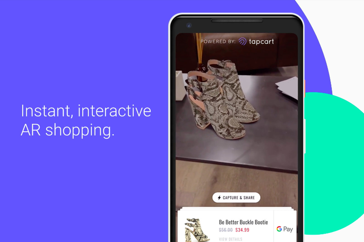 Google's bringing augmented reality support to Instant Apps