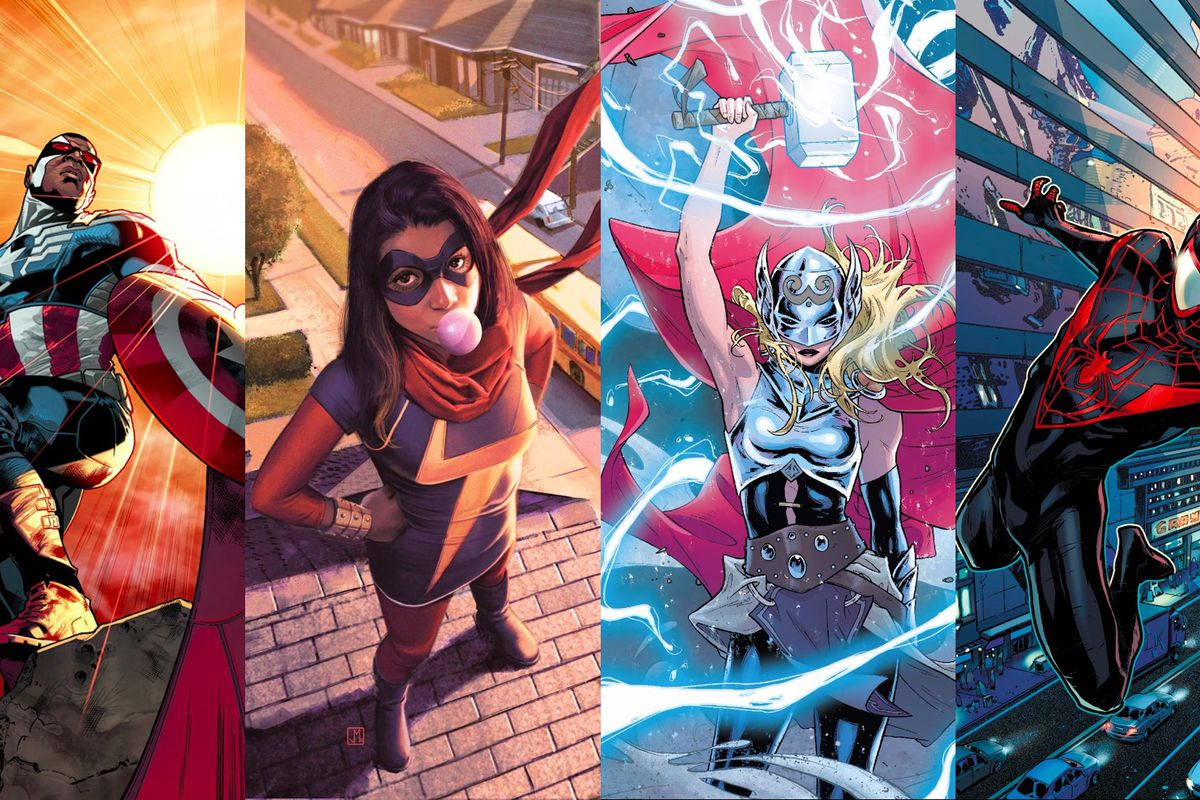 Marvel Comics subscription service is 20 percent off for