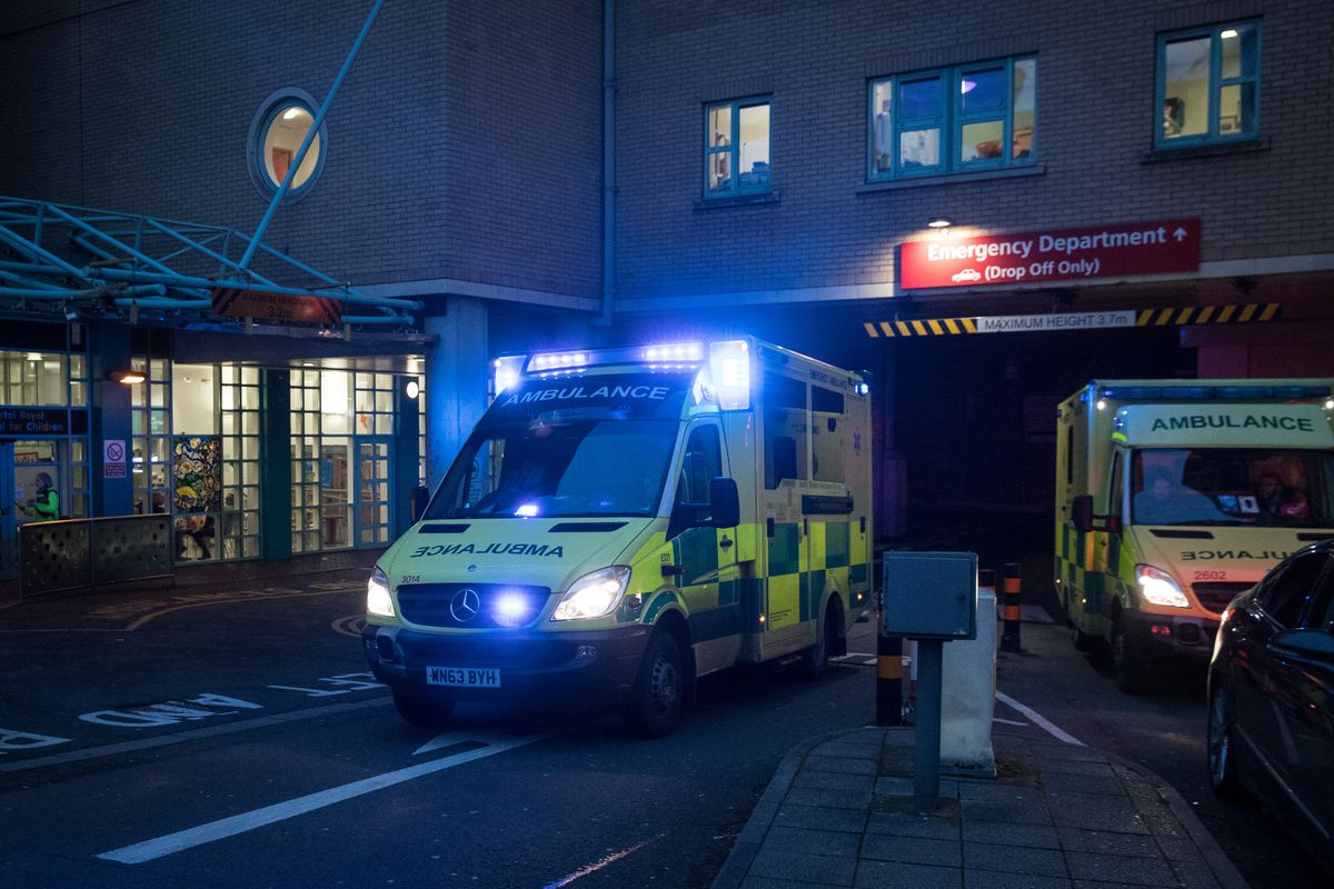 The NHS Is Experiencing Unprecedented Demand After A&E Visits Surge