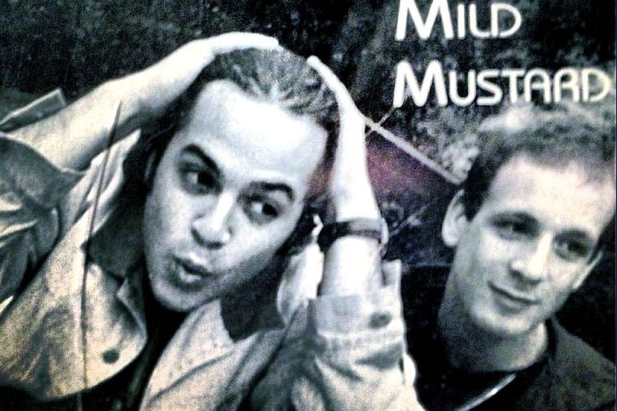 Marc Vetri rocking as Mild Mustard