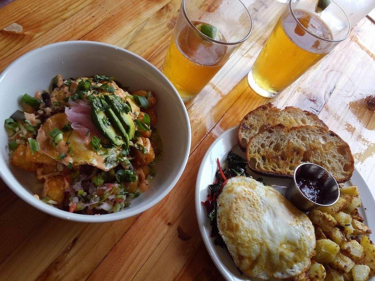 Breakfast At Tallboys Photo Facebook