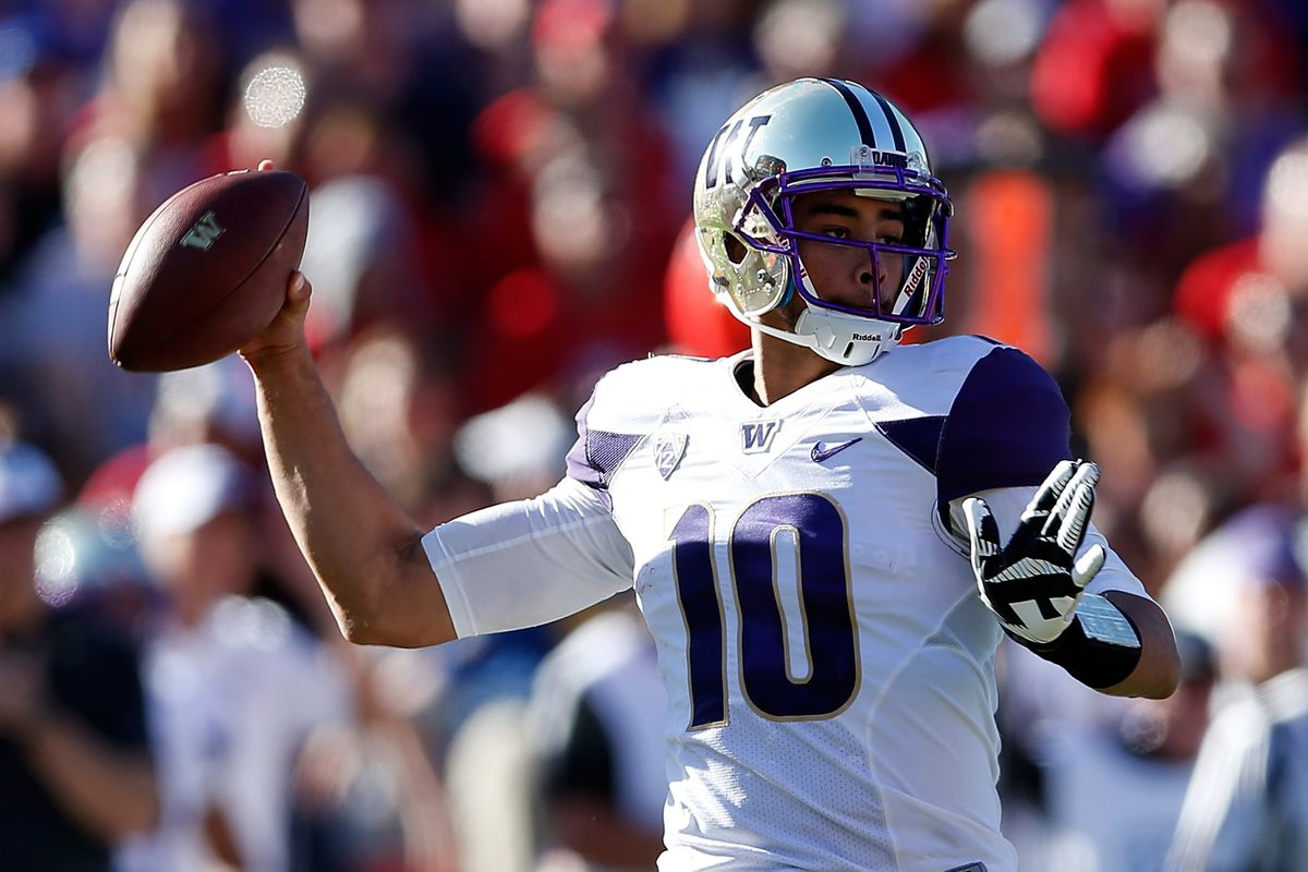 There was a lot of good but too much critical bad from the Huskies yesterday