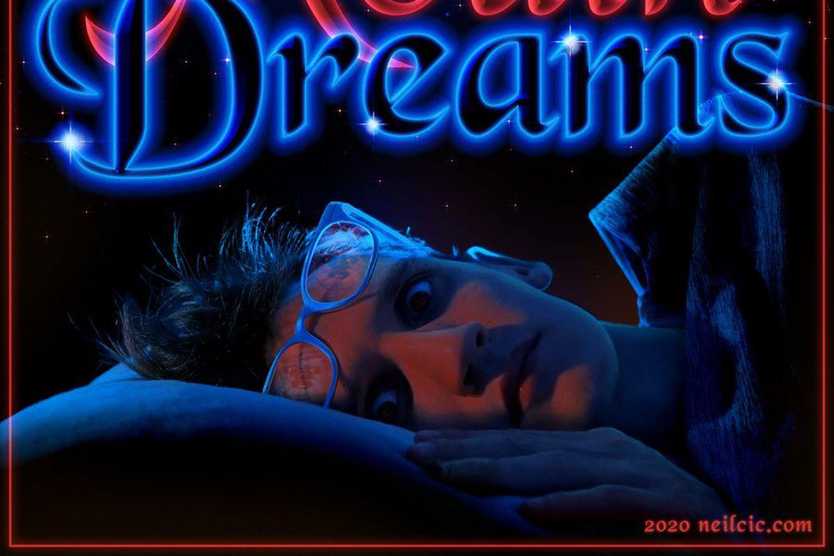 The cover for Neil Cicierega's Mouth Dreams