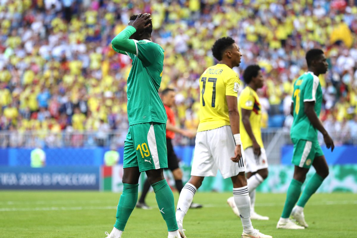Senegal sunk by yellow cards as World Cup Round of 16 sealed