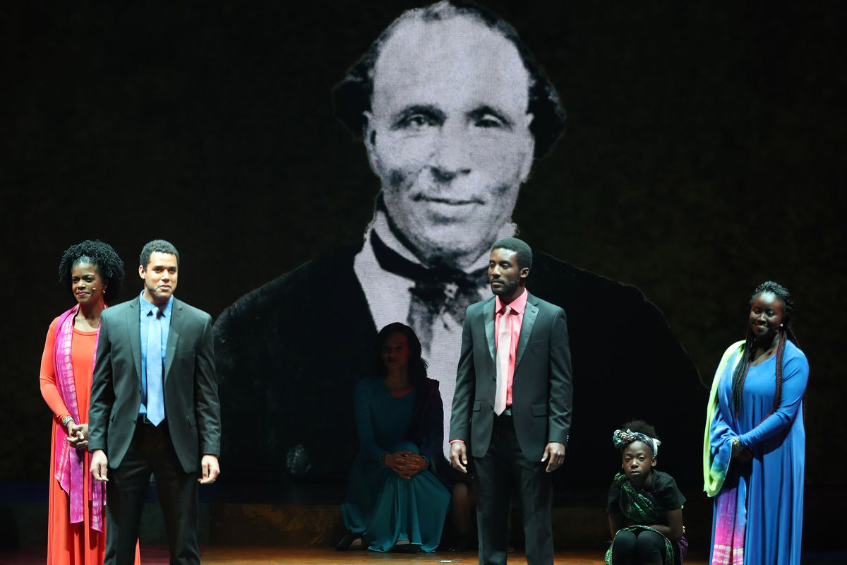 Performers talk about Black pioneers among the Latter-day Saints for the 40th anniversary of the priesthood revelation.