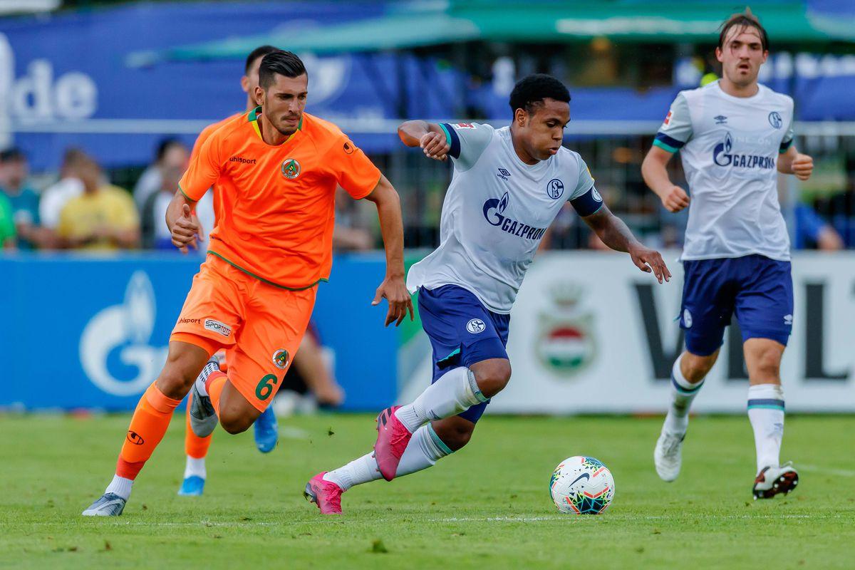 Schalke 04 v Alanyaspor - Pre-Season Friendly