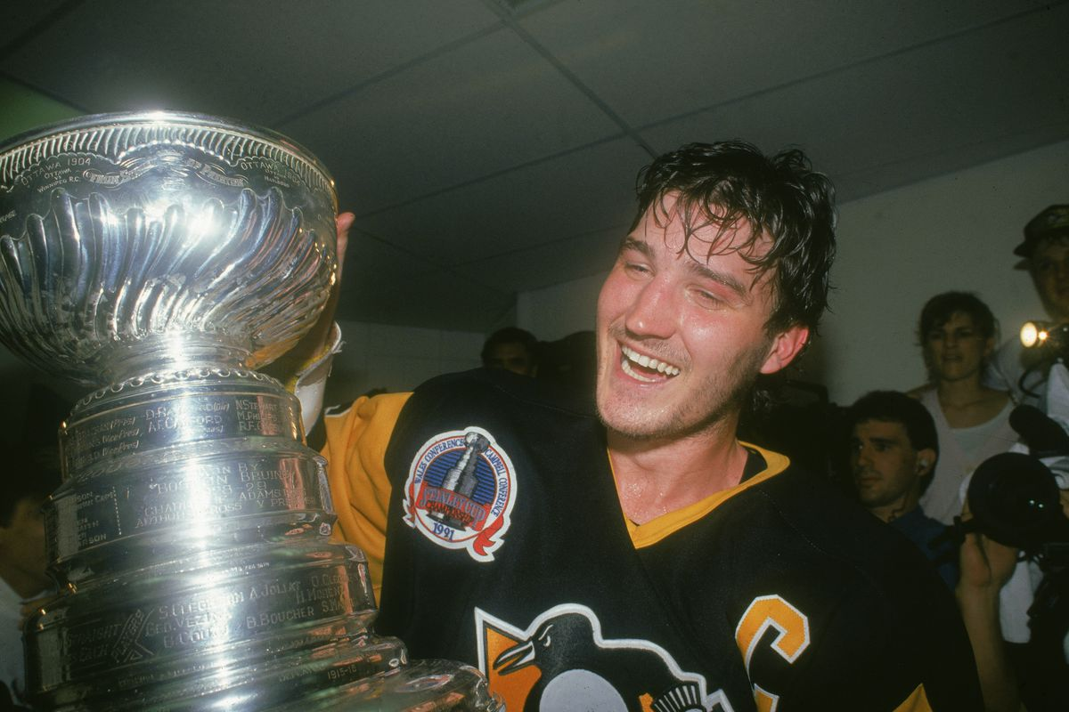 Lemieux And The Stanley Cup