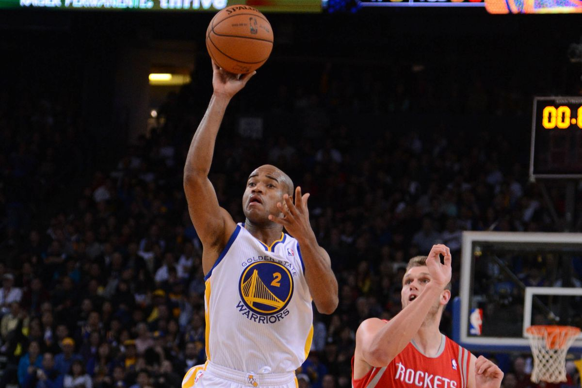 Jarrett Jack has been crucial for the Warriors this season.