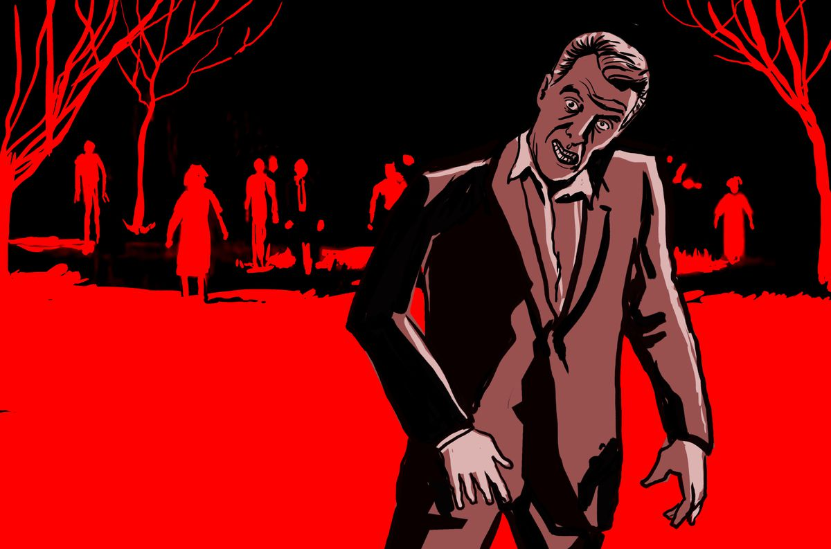 How the zombie represents America's deepest fears - Vox