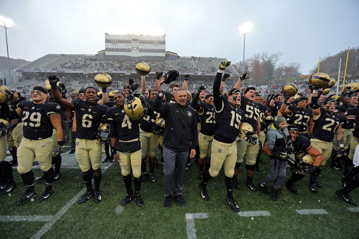 NCAA Football: Lafayette at Army