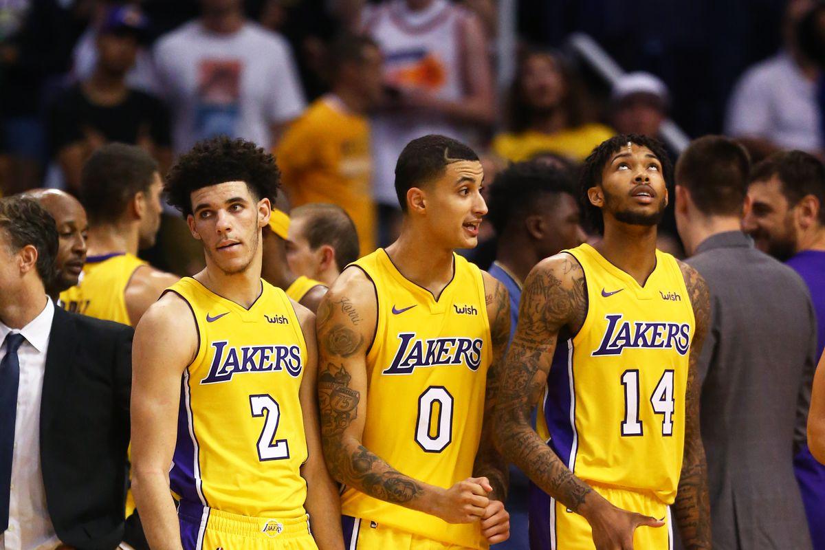 4498d1734ba Lakers Season Reviews  How Lonzo Ball