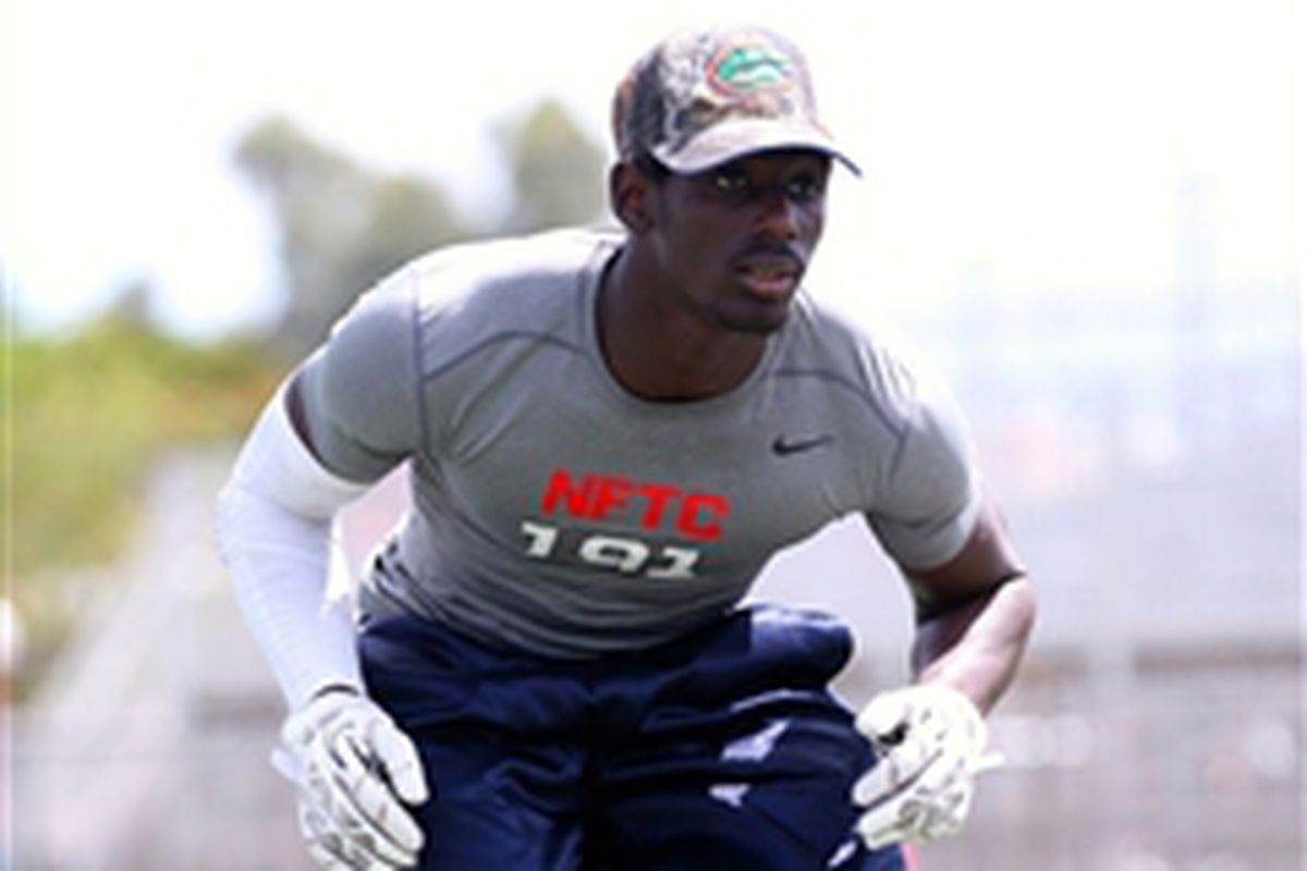 Naples (FL) CB Tyler Byrd is the newest commit to the #Swag16 class