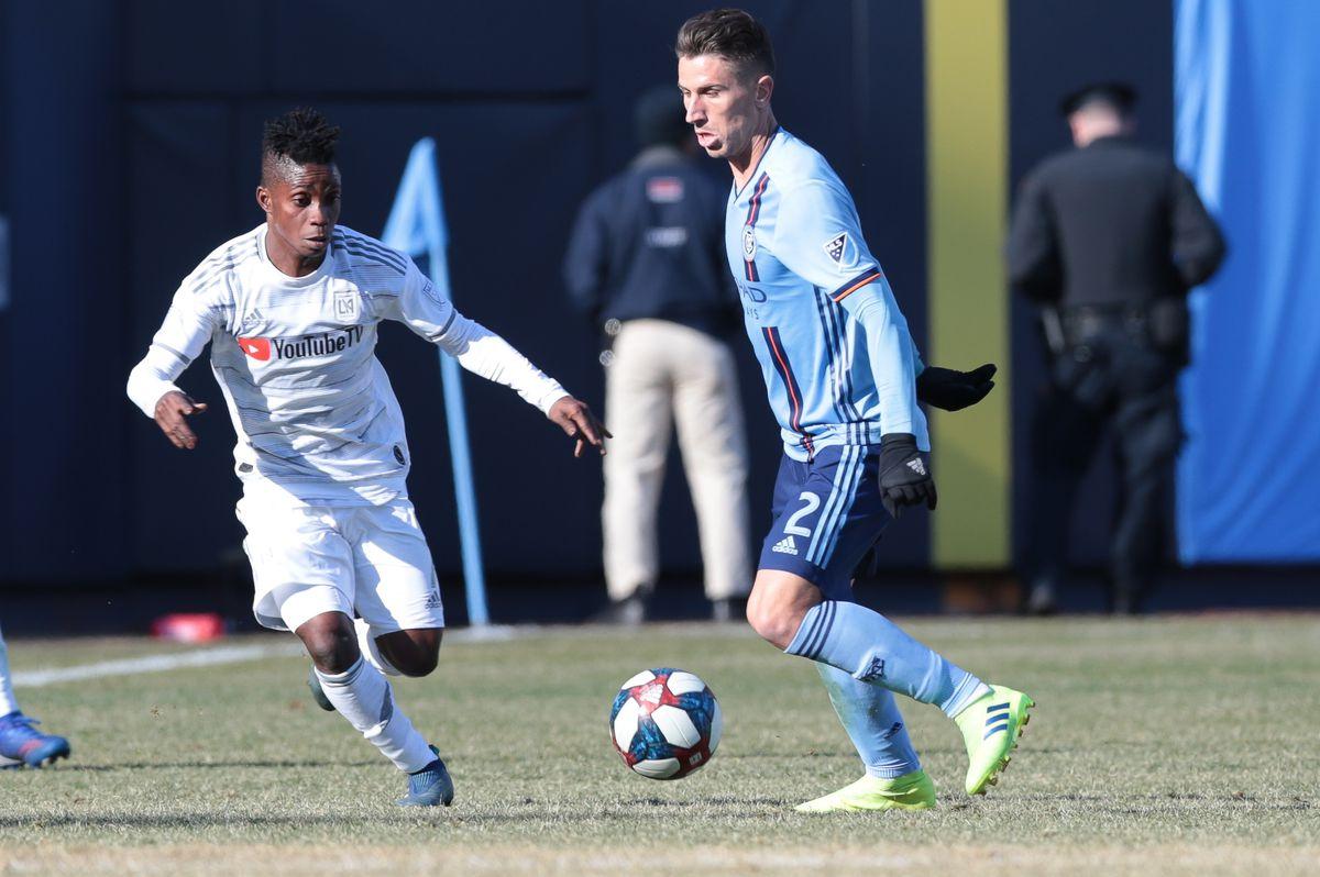 MLS: Los Angeles FC at New York City FC