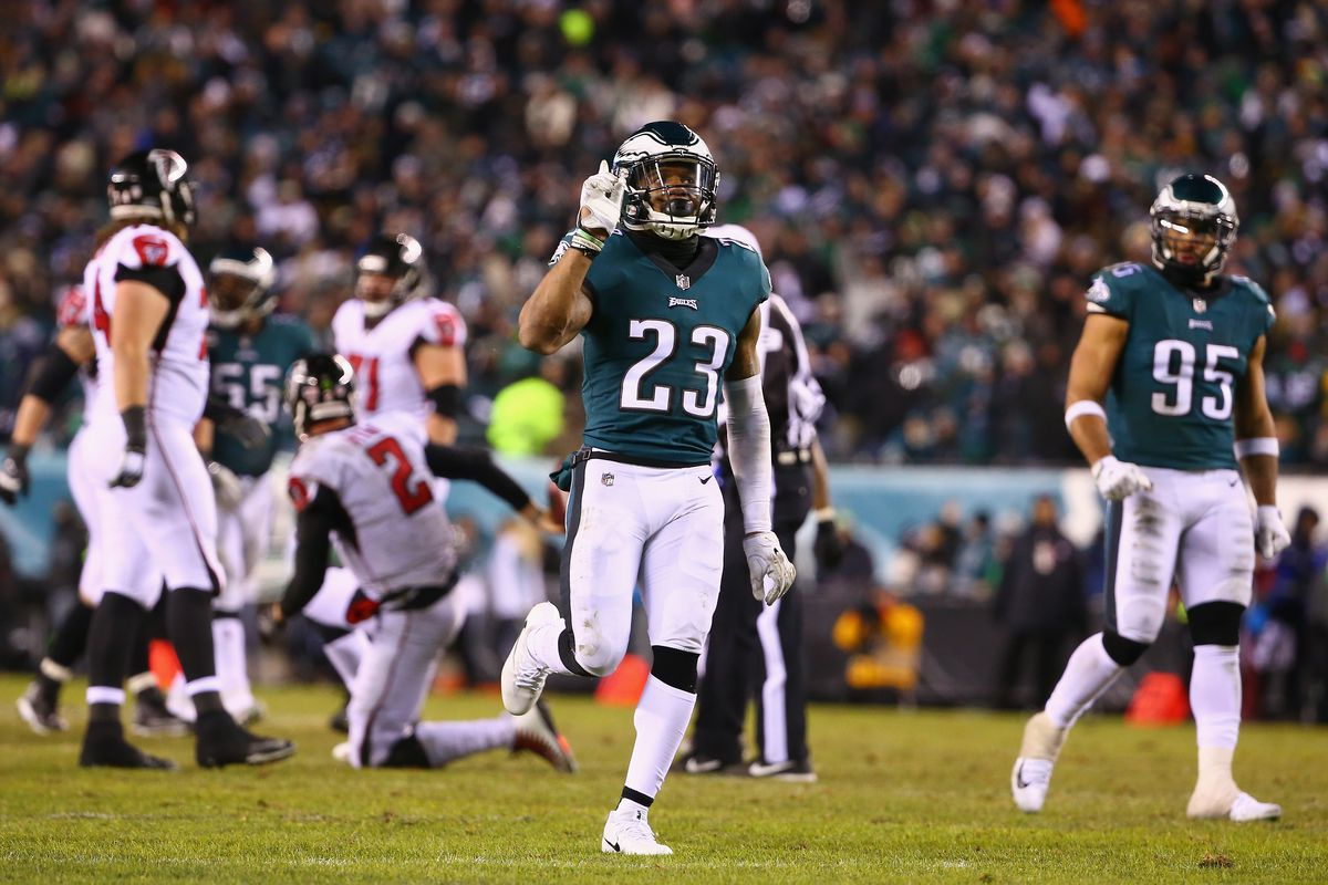 Falcons vs. Eagles 2018 live results  Philadelphia hangs on for 15 ... d147a1306