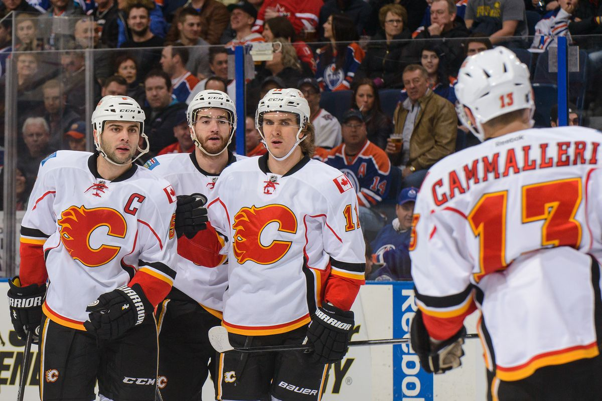 Mark Giordano, TJ Brodie, and Mikael Backlund were all highlights of the Flames' season.