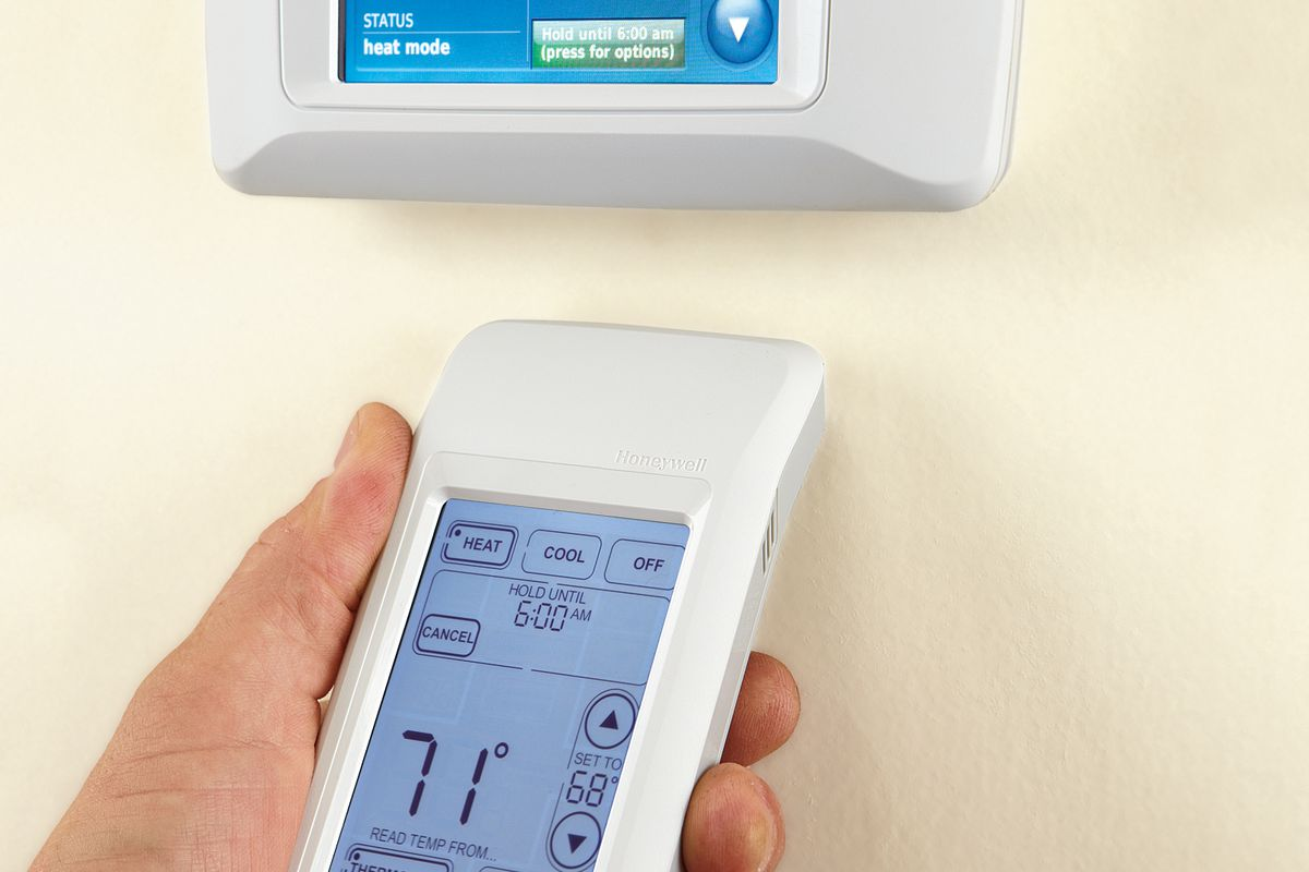 How To Install An Energy Saving Programmable Thermostat This Old