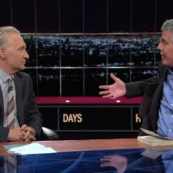 """<a href=""""http://eater.com/archives/2011/08/08/watch-anthony-bourdain-on-real-time-with-bill-maher.php"""" rel=""""nofollow"""">Video: Anthony Bourdain on Real Time with Bill Maher</a><br />"""