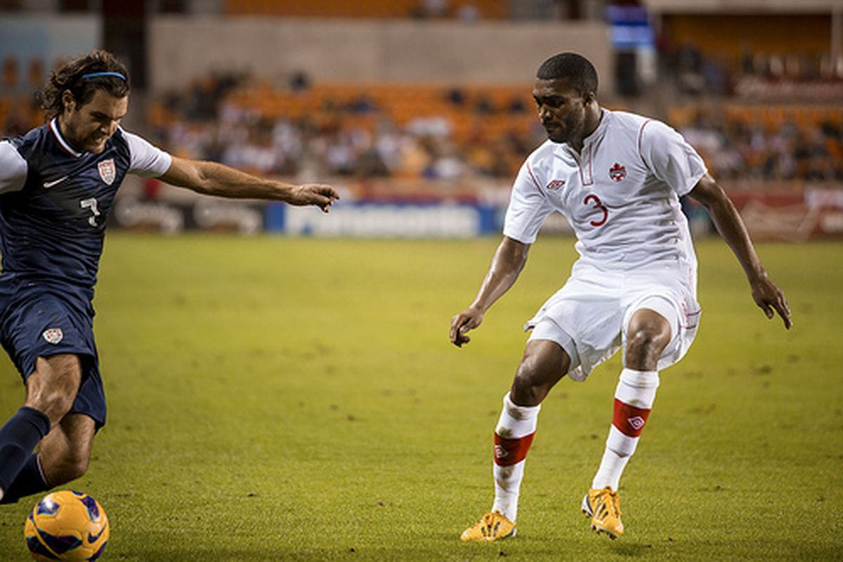 Morgan could be in line for another start for Canada