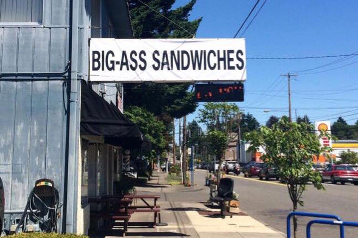 New Big-Ass permanent digs.