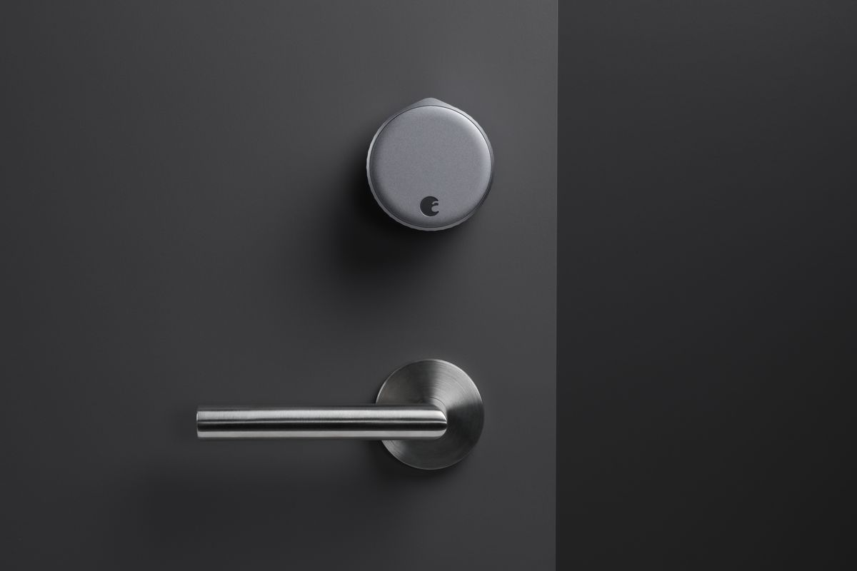 August Wi-Fi Smart Lock (MOBHouse Productions)