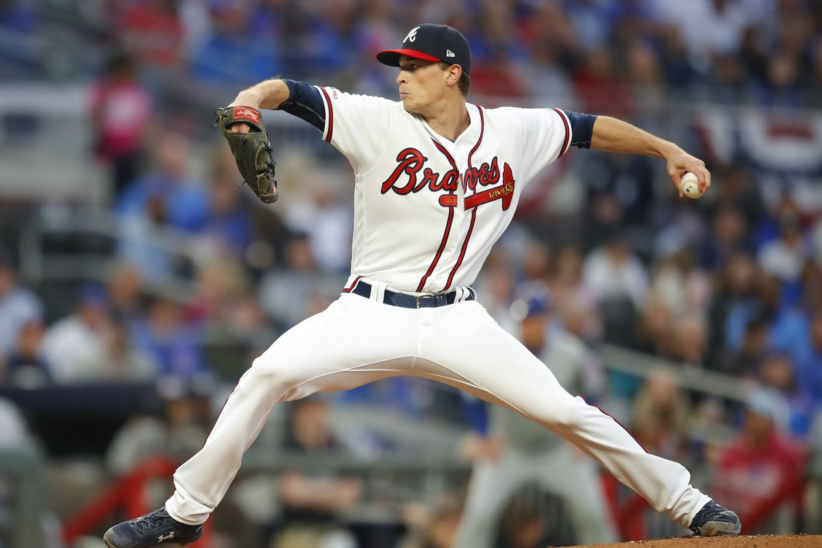 Max Fried Delivers Maximum Performance As Atlanta Braves