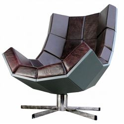 """This <a href=""""http://www.opulentitems.com/Rare-Chair.html"""" rel=""""nofollow"""">Villain Chair</a> is exactly what we picture Dr. Claw sitting in. And it'll only set you back $6,500."""