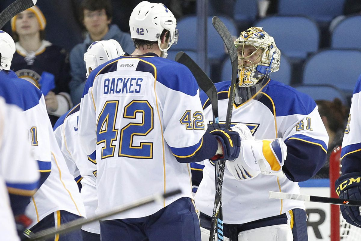 """""""I told everyone about your glove hand, Jaro."""" """"YOU PRICK!"""""""