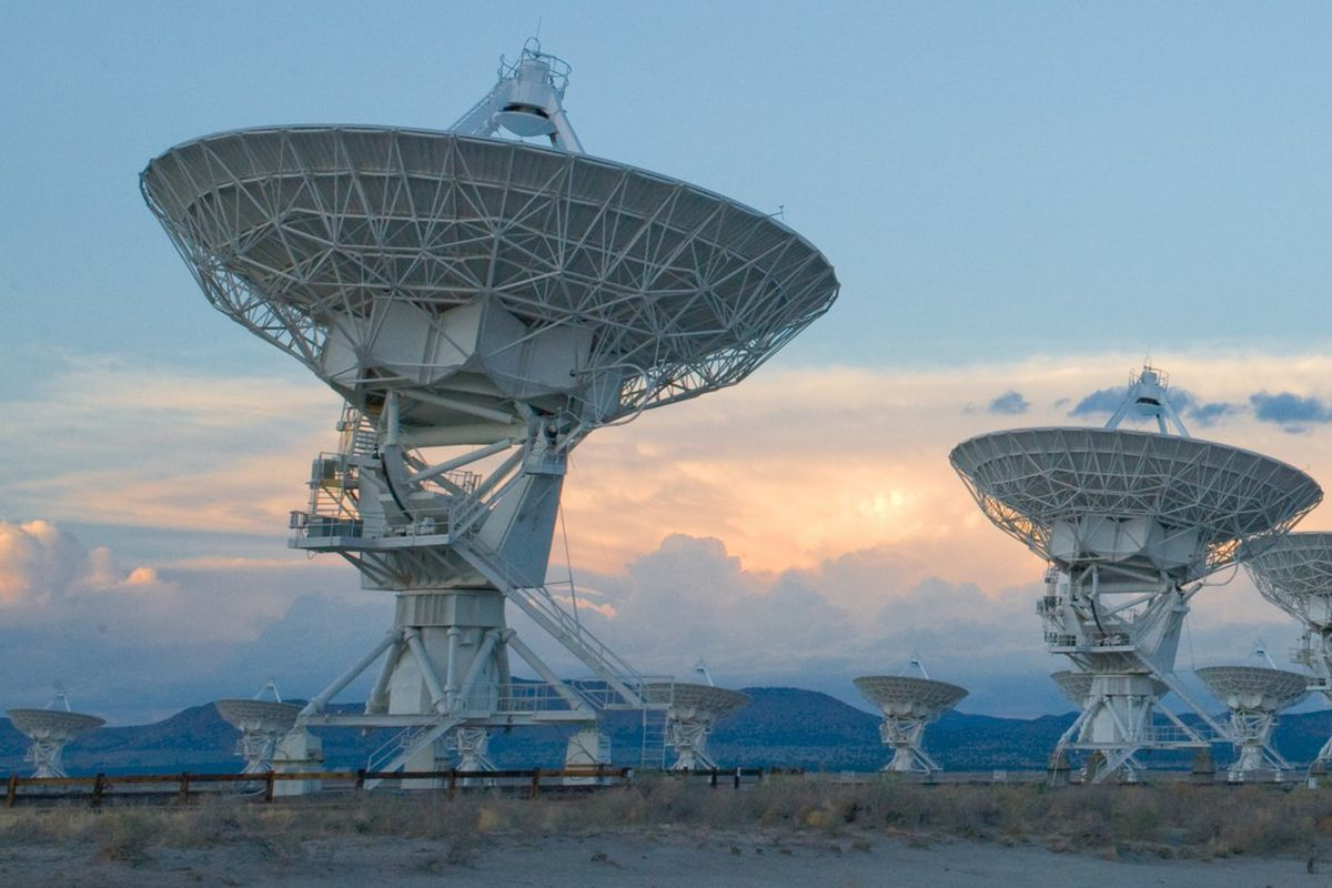Astronomers Have Found The Source Of A Deep Space Radio Wave Burst