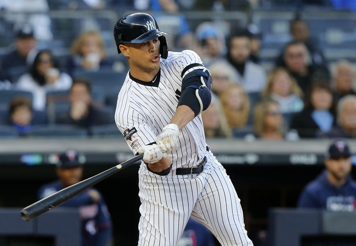 Divisional Series - Minnesota Twins v New York Yankees - Game Two
