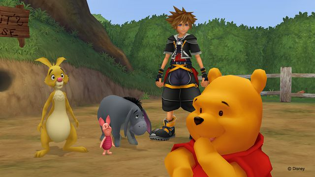 Classic Kingdom Hearts games come to Xbox One in two big collections