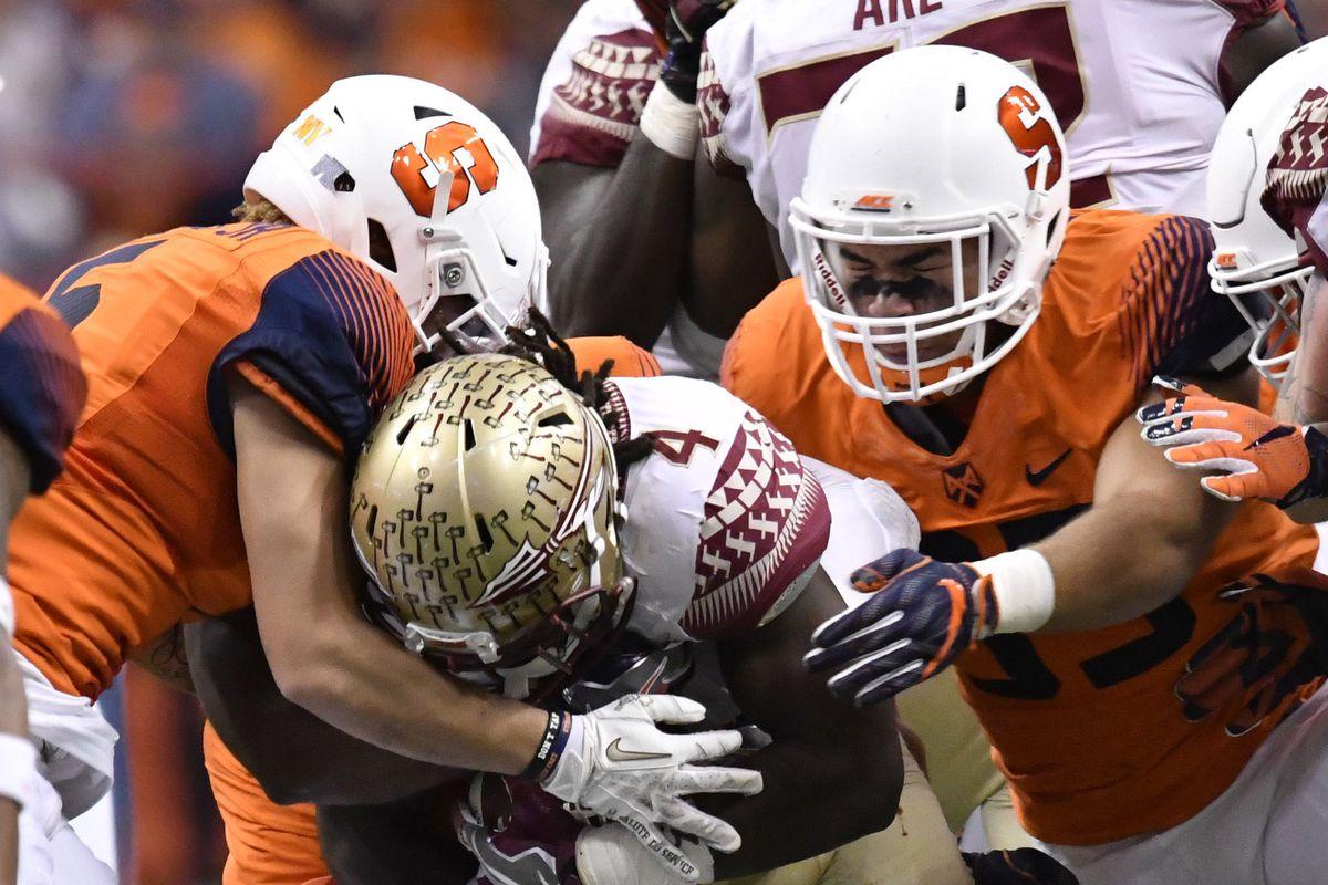 NCAA Football: Florida State at Syracuse