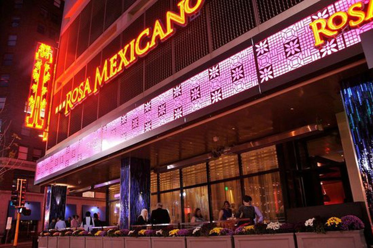 Rosa Mexicano Calls It Quits Eater Twin Cities
