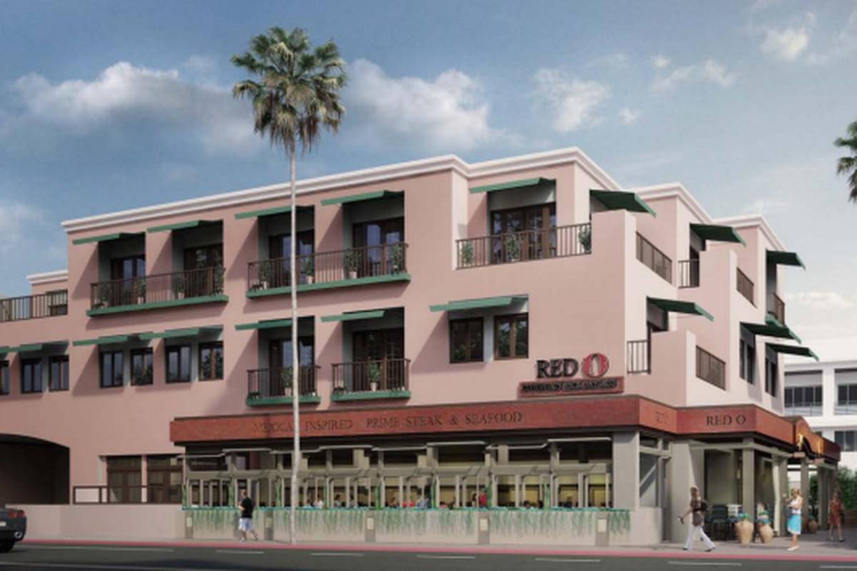 Red O, Santa Monica