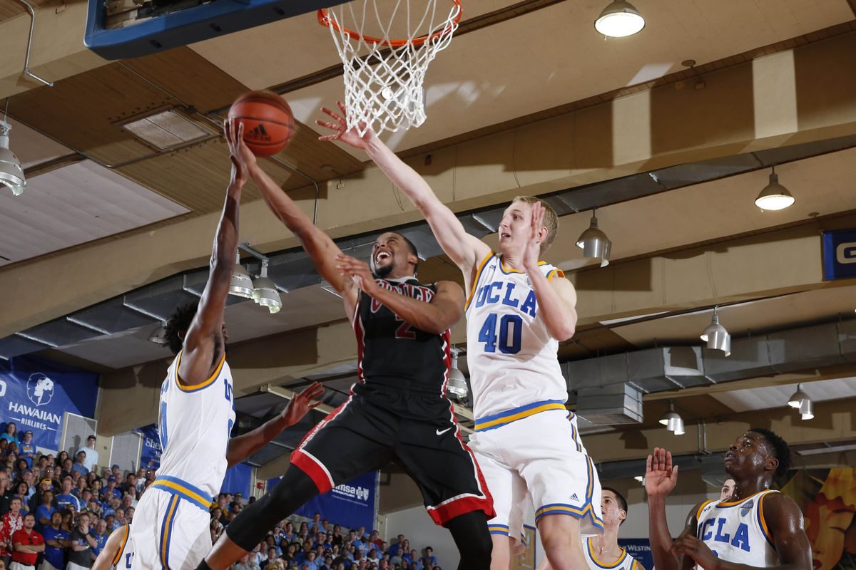 NCAA Basketball: Maui Invitational Game 4 UNLV Runnin Rebels vs UCLA Bruins