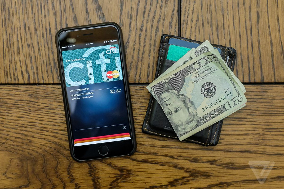 Apple Pay and Android Pay are coming to ATMs in the US this