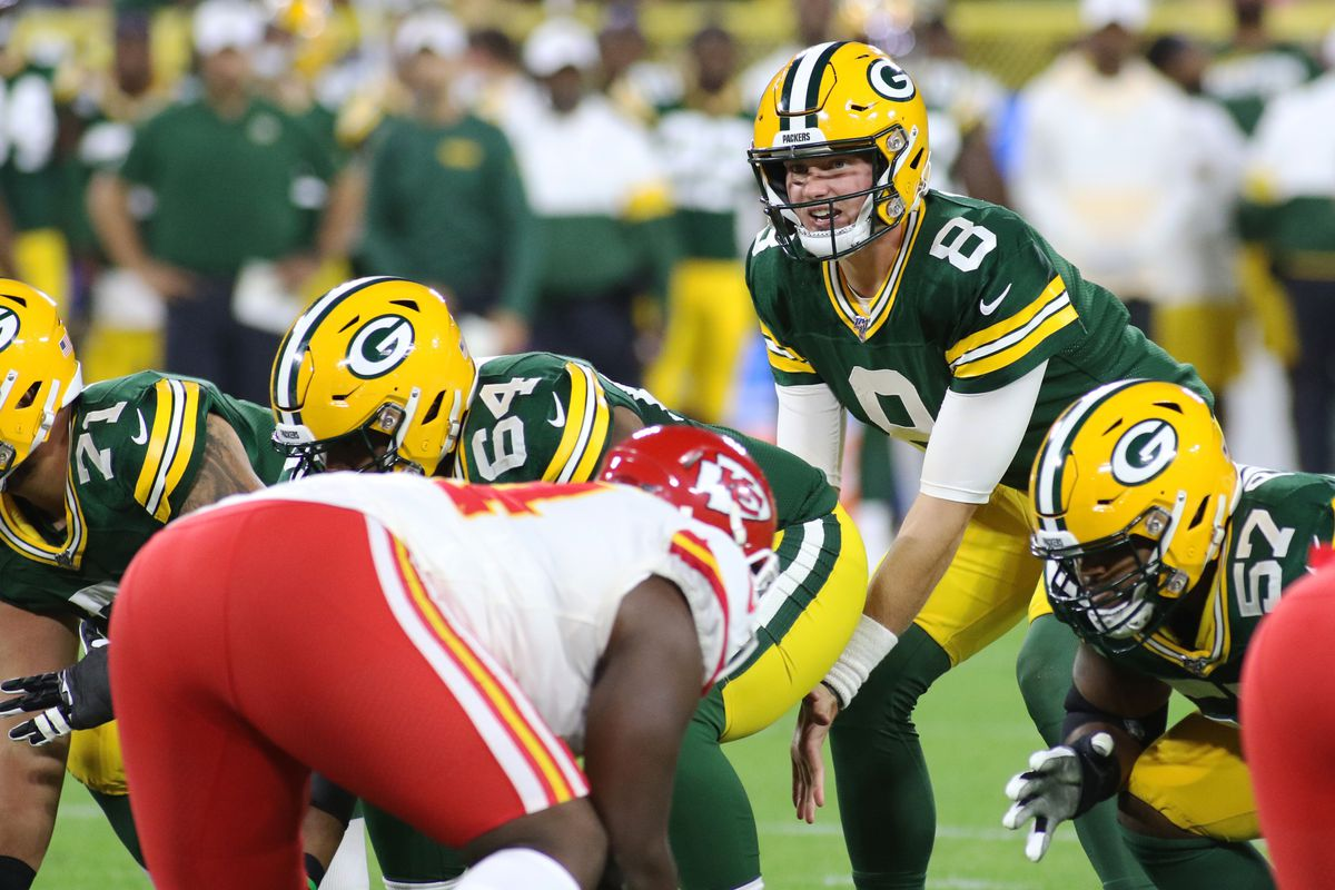 NFL: AUG 29 Preseason - Chiefs at Packers