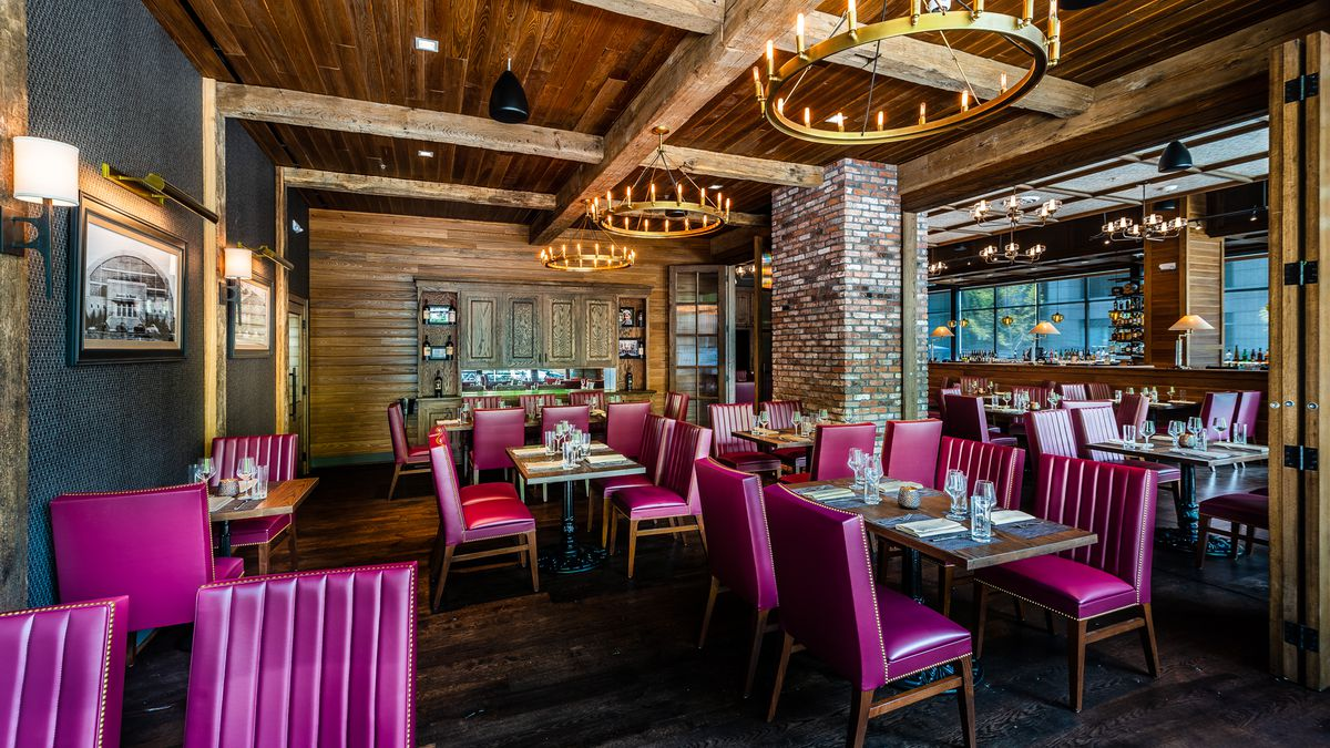 Oak Steakhouse Opens In Alexandria S Old Town With Beef Fat