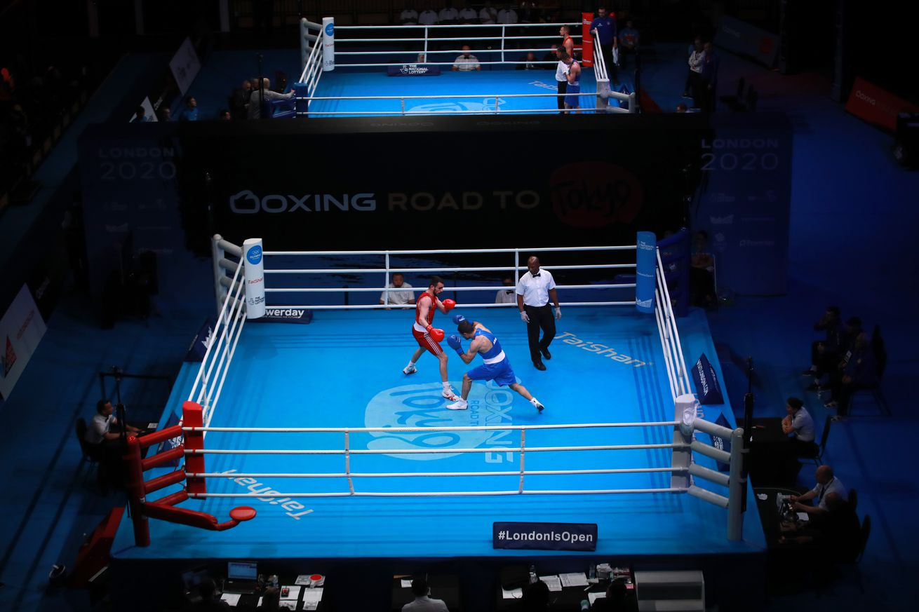 Boxing Road to Tokyo 2020 Olympic Qualifying Event - Day Three - Copper Box Arena