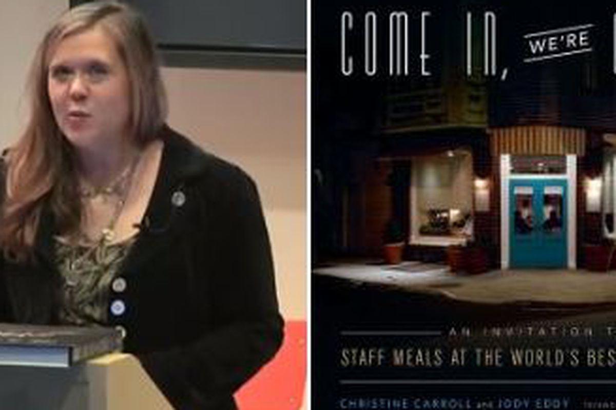 Watch a Google Talk on Staff Meals at Top Restaurants - Eater