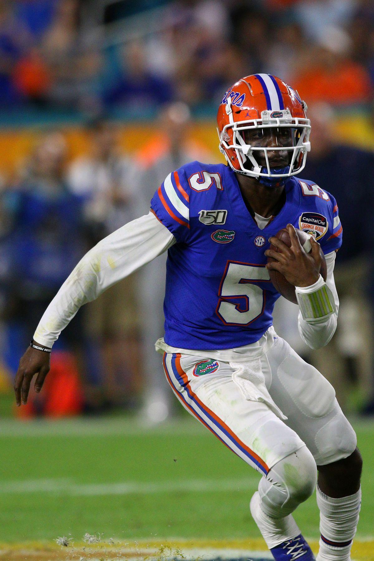 COLLEGE FOOTBALL: DEC 30 Orange Bowl - Florida v Virginia