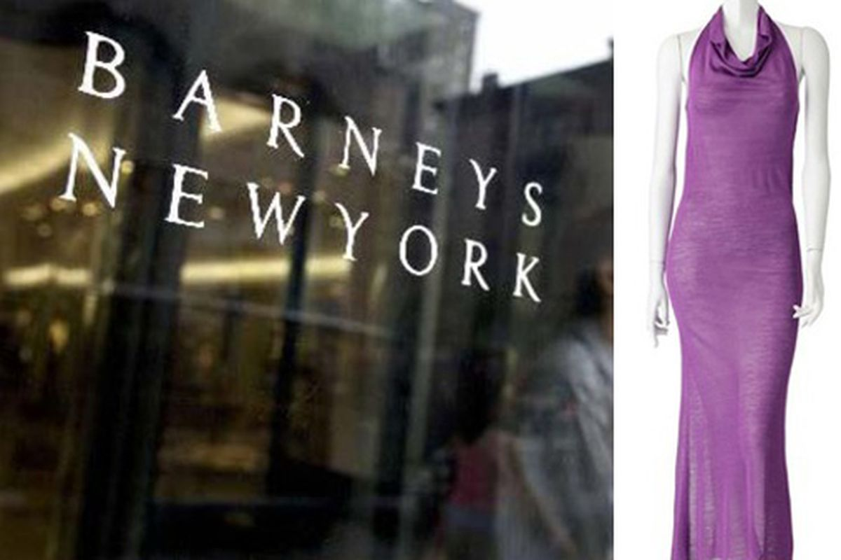 """Images via <a href=""""http://www.businessoffashion.com/2008/05/breaking-news-is-barneys-about-to-become-a-basket-case.html"""">BoF</a> &amp; <a href=""""http://www.wwd.com/fashion-news/fashion-scoops/barneys-japan-teams-up-with-agyness-deyn-2520189"""">WWD</a>"""