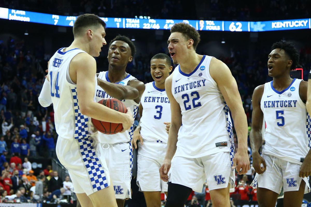 Kentucky Basketball Highlights And Box Score From Historic: Flipboard: Here's What Houston's Kelvin Sampson Said About