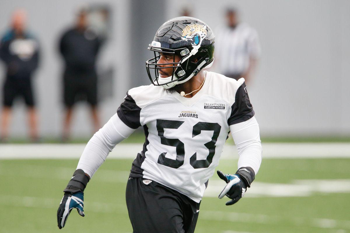 NFL: Jacksonville Jaguars-OTA