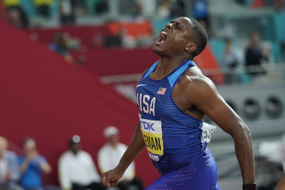Men's 100-meter world champion Christian Coleman has been banned for two years until May 2022, for missing three doping control tests.