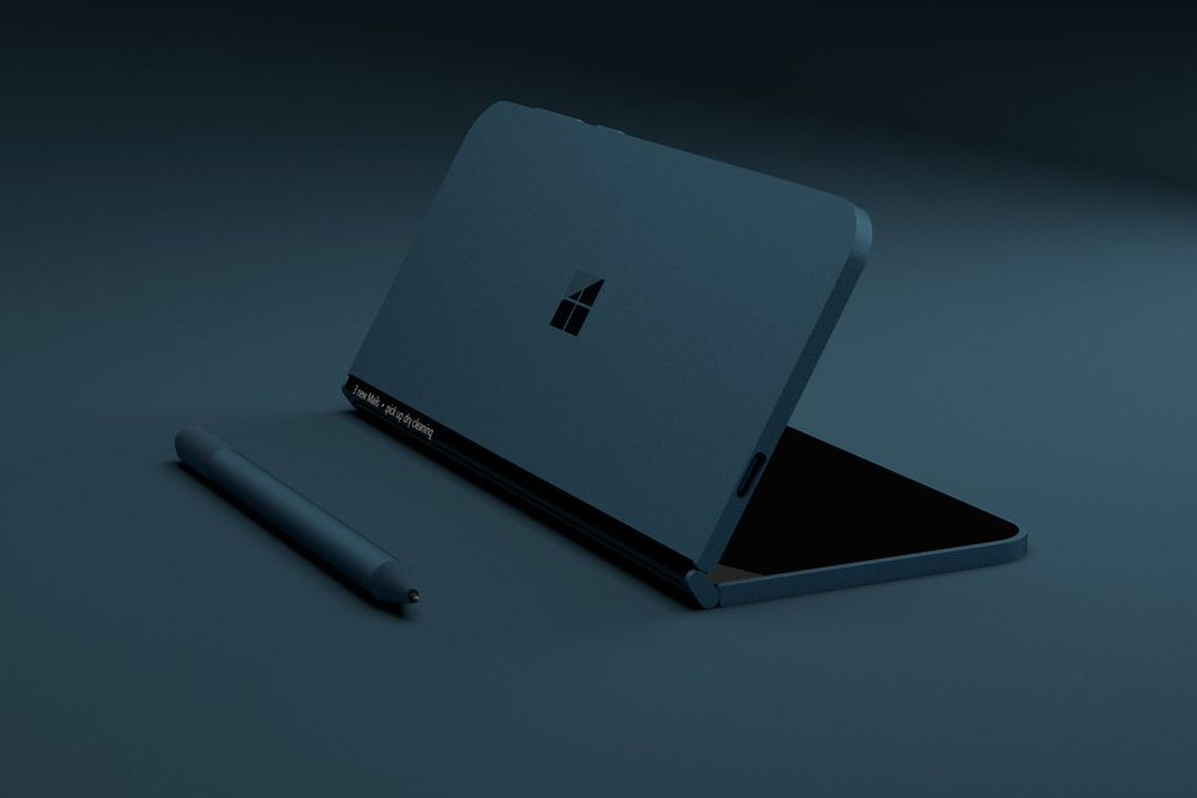 Pocketable Surface concept