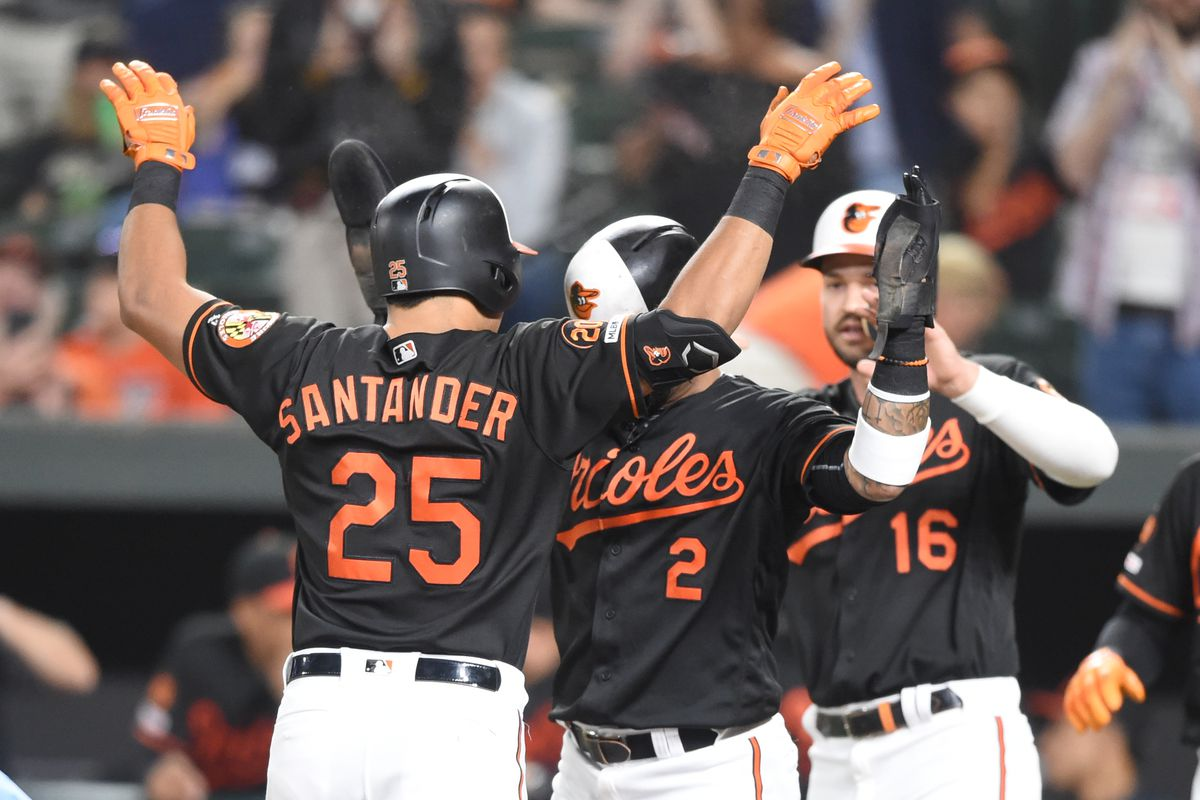 new concept 0cce9 62432 Friday Night Orioles Victory GIF Party: O's beat Mariners, 5 ...