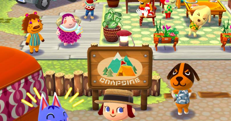 Nintendo says it's investigating Animal Crossing: Pocket Camp server errors