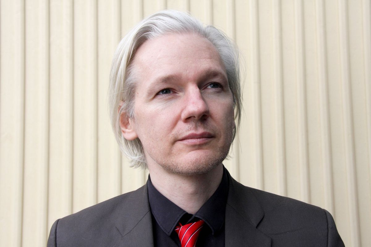 Julian Assange flickr espenmoe cc